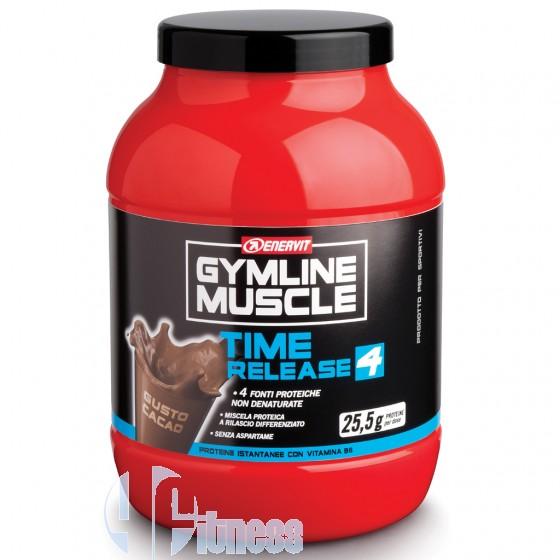 Enervit Gymline Time Release Proteine a Lento Rilascio