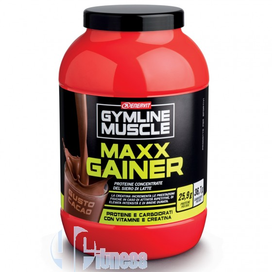 GYMLINE MAXX GAINER 1,5 KG