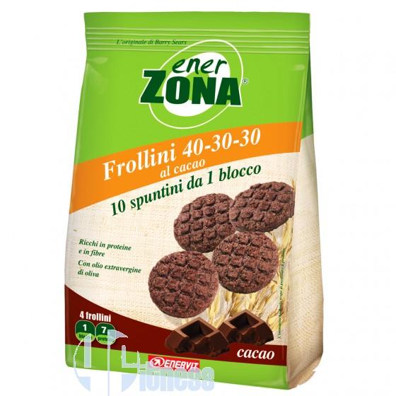 Enerzona Frollini 40-30-30 Alimentazione a Zona