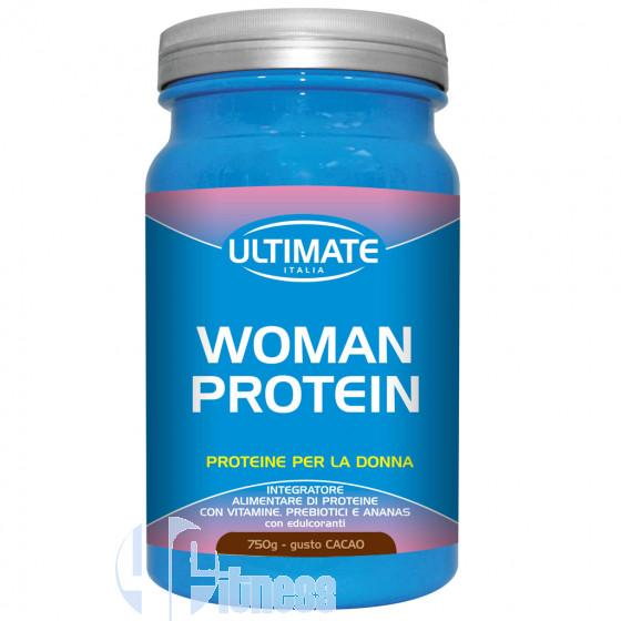 Ultimate Italia Woman Protein Proteine Speciali per Donne