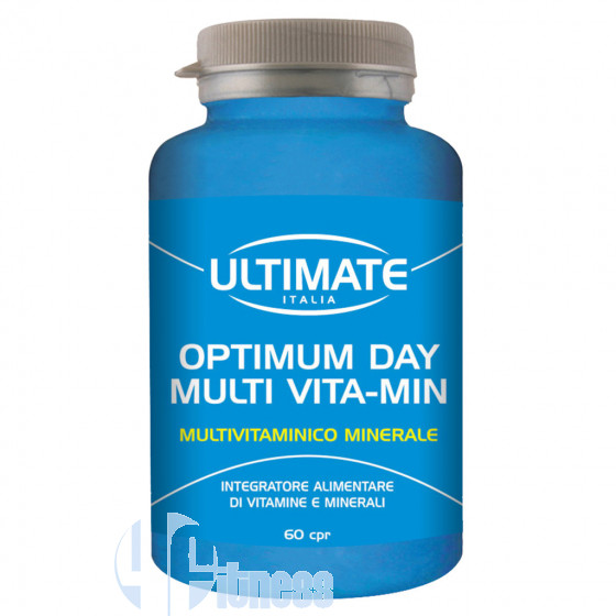 Ultimate Italia Optimum Day Vitamine Minerali e Antiossidanti