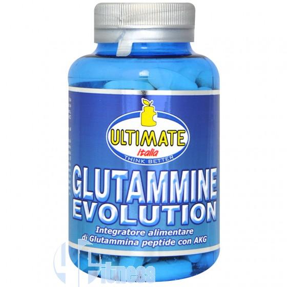 GLUTAMMINE EVOLUTION 120 CPR