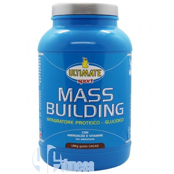 Ultimate Italia Mass Building Gainer Proteico-Glucidico