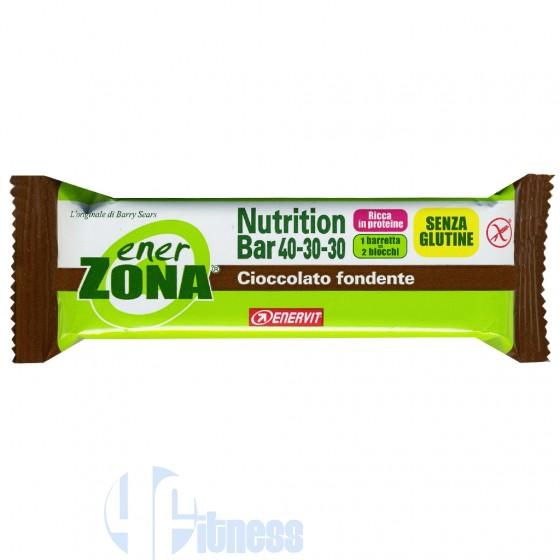 Enerzona Nutrition Bar 40-30-30 Barretta Proteica a Zona