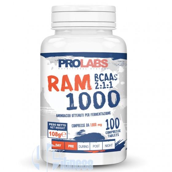 Prolabs Ram 1000 Aminoacidi Ramificati