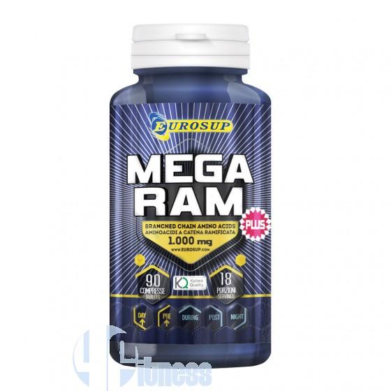 Eurosup Mega Ram Plus Aminoacidi Ramificati
