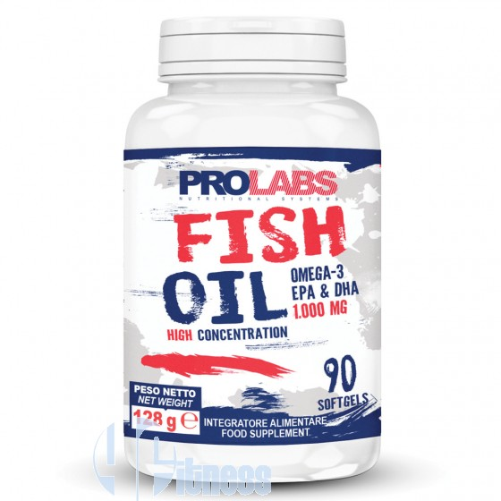 Prolabs Fish Oil Acidi Grassi Omega-3
