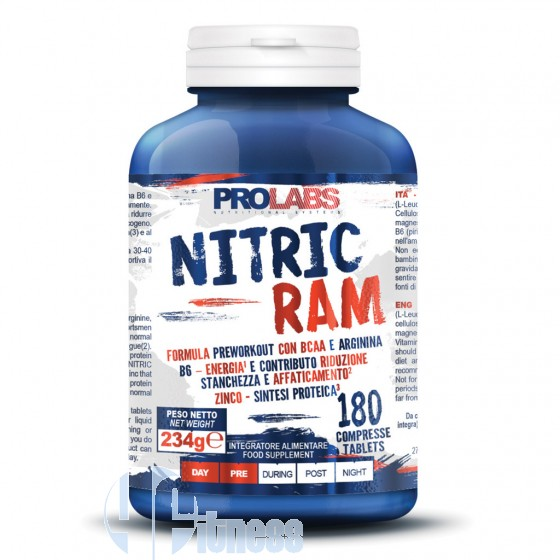 PROLABS NITRIC RAM 180 CPR