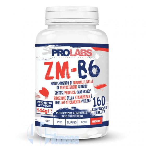 Prolabs Zm-B6 Stimolanti ed Ergogenici