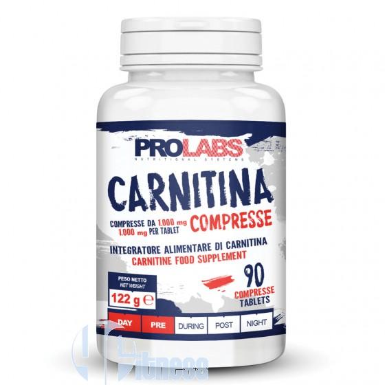 Prolabs Carnitina Compresse Termogenico Energetico
