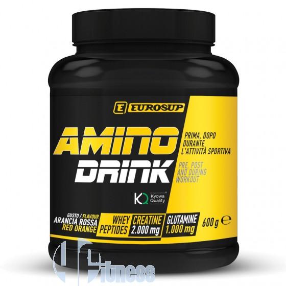 Eurosup Amino Drink Plus Sali Minerali