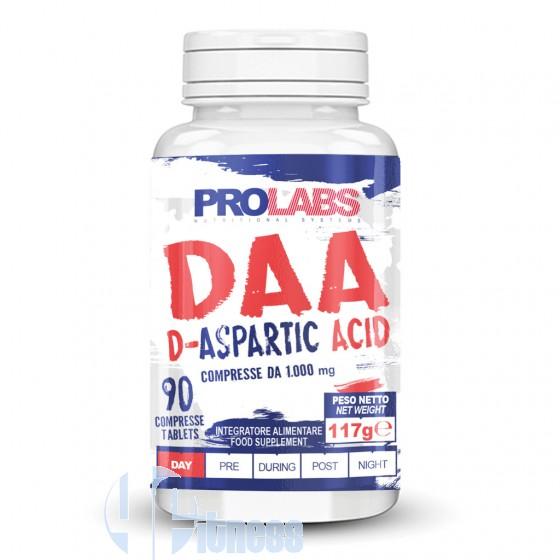 Prolabs DAA Acido D-Aspartico Stimolanti ed Ergogenici