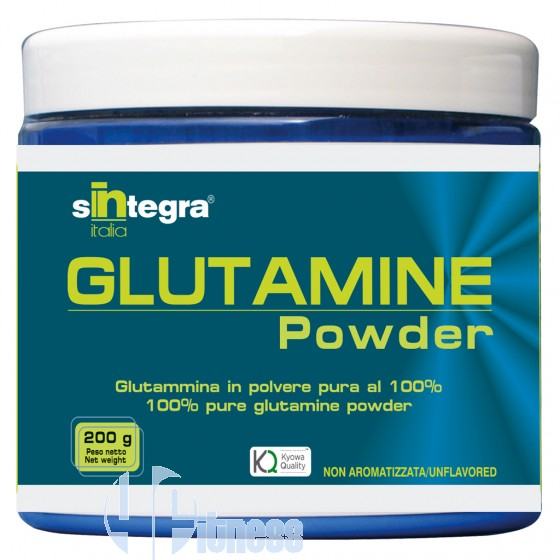 GLUTAMINE POWDER 200 GR