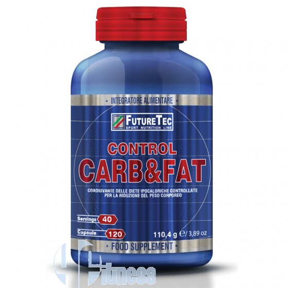 CONTROL CARB & FAT 120 CPS