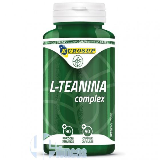 Eurosup L-Teanina Complex Benessere