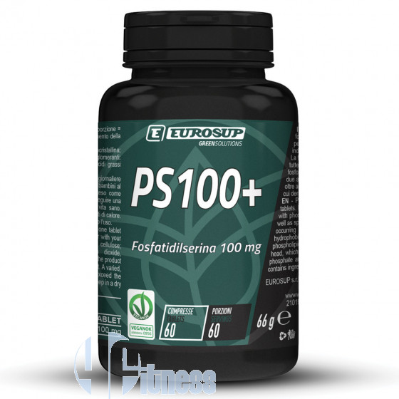 Eurosup PS 100+ Fosfatidilserina Stimolanti ed Ergogenici