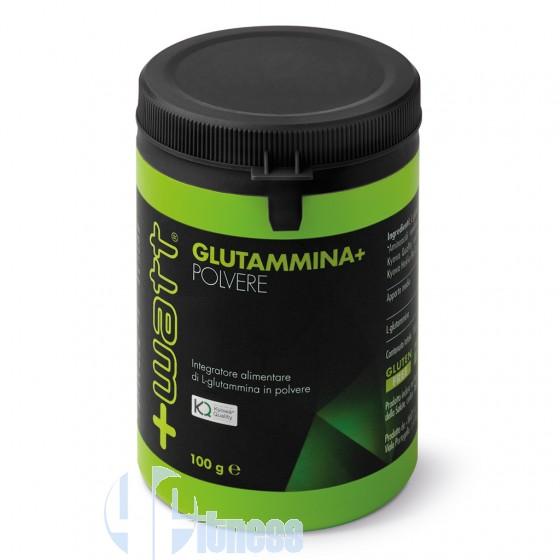 +Watt Glutammina+ Polvere Aminoacidi e Glutamina
