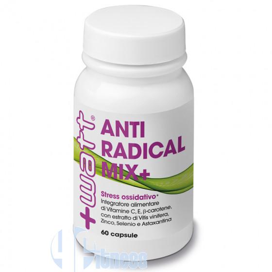 +Watt Antiradical Mix+ Vitamine Minerali Antiossidanti