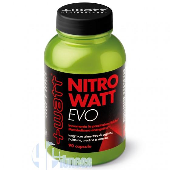 +Watt Nitrowatt Evo Pre-Workout