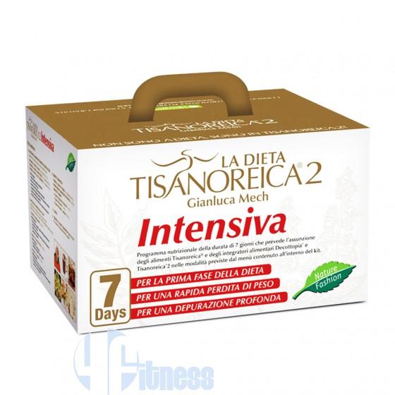 Tisanoreica Kit Fase Intensiva Termogenici Naturali