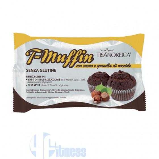 Tisanoreica T-Muffin Alimentazione Ipocalorica Senza Glutine