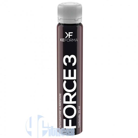 Keforma Force 3 Stimolanti ed Ergogenici