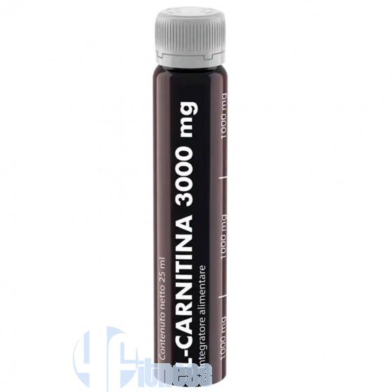 Keforma L-Carnitina Liquid 3000mg Termogenici Senza Caffeina