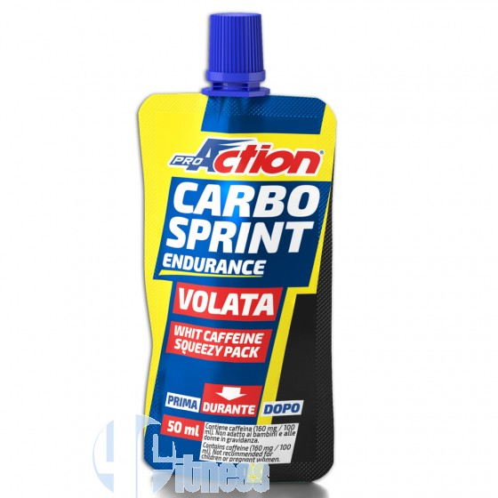ProAction Carbo Sprint Volata Gel Energetici