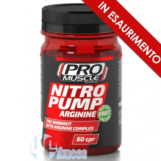 ProMuscle Nitro Pump Stimolanti Pre-Workout