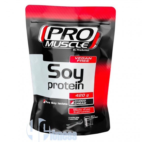 SOY PROTEIN 420 GR