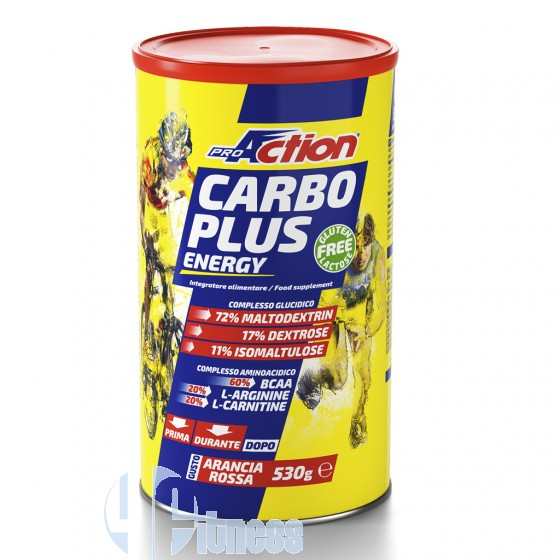 ProAction Carbo Plus Energia Carboidrati e Maltodestrine