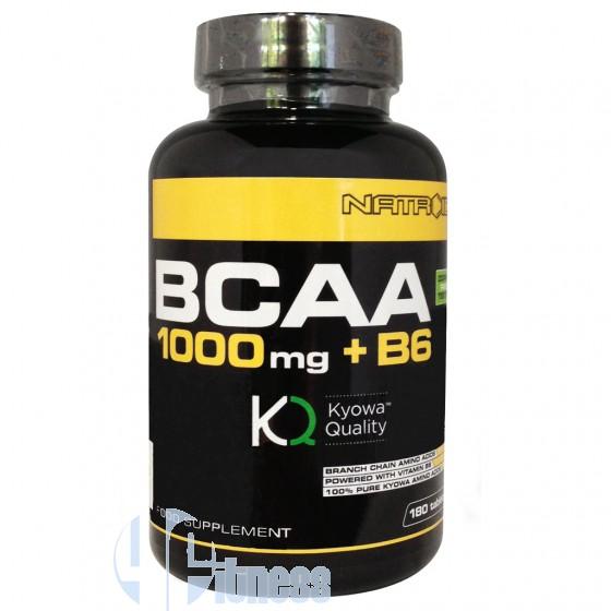 Natroid Bcaa 1000mg + B6 Aminoacidi Ramificati