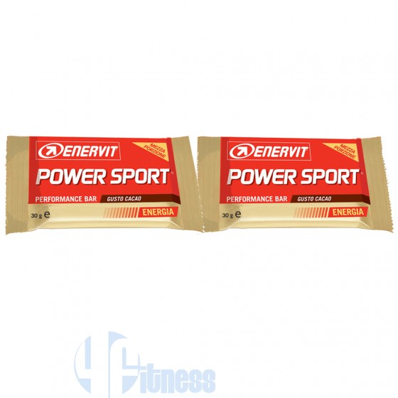 Enervit Power Sport Double Use Barretta Energetica