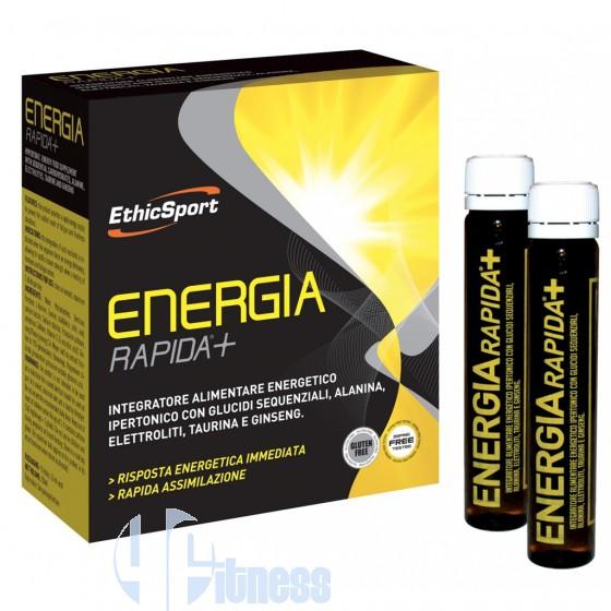 Ethic Sport Energia Rapida+ Stimolante Energetico