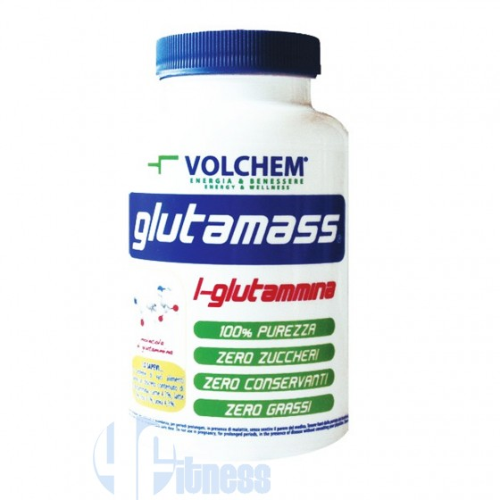 Volchem Glutamass Aminoacidi e Glutamina