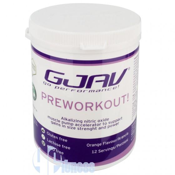 Gjav Preworkout Pro-Energetico
