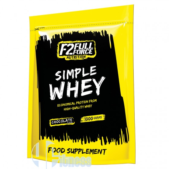 SIMPLE WHEY 1 KG