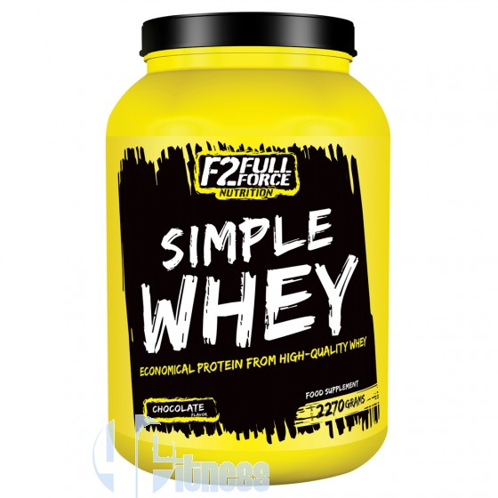 SIMPLE WHEY 2,27 KG