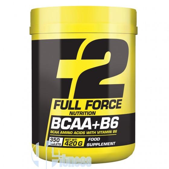 Full Force Bcaa+B6 Aminoacidi Ramificati