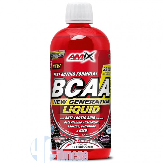 Amix Bcaa New Generation Liquid Aminoacidi