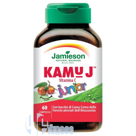 KAMU J VITAMINA C JUNIOR 60 CPR