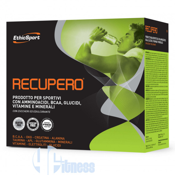 Ethic Sport Recupero Post-Workout