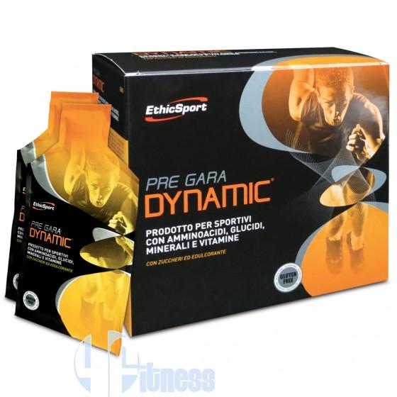 Ethic Sport Pre-Gara Dynamic Pre-Workout