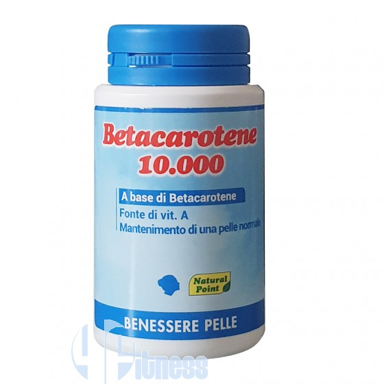 Natural Point Betacarotene 10.000 Vitamine Minerali Antiossidanti