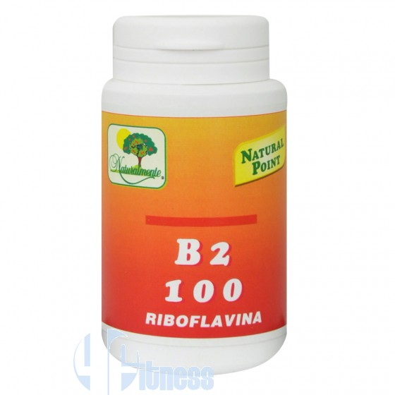 B2 100 RIBOFLAVINA 50 CPS