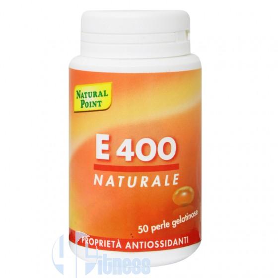 Natural Point E 400 Naturale Vitamine