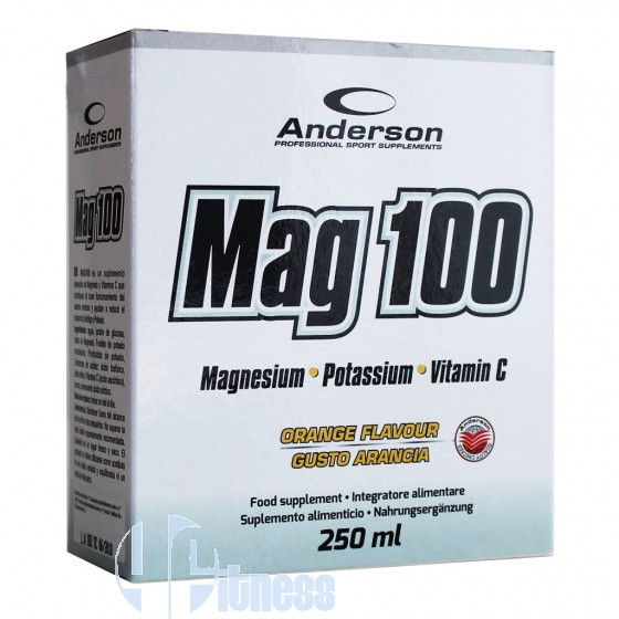 Anderson Mag 100 Vitamine e Minerali