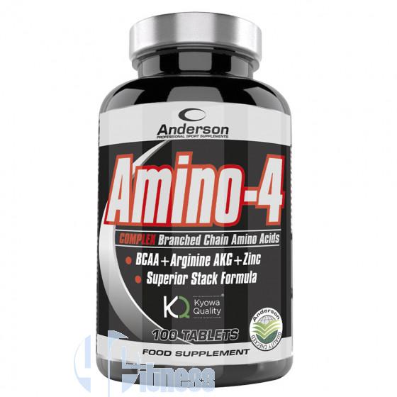 Anderson Amino-4 Complex Aminoacidi Bcaa