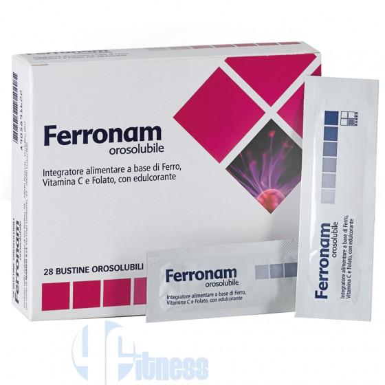 FERRONAM OROSOLUBILE 28 BUSTE