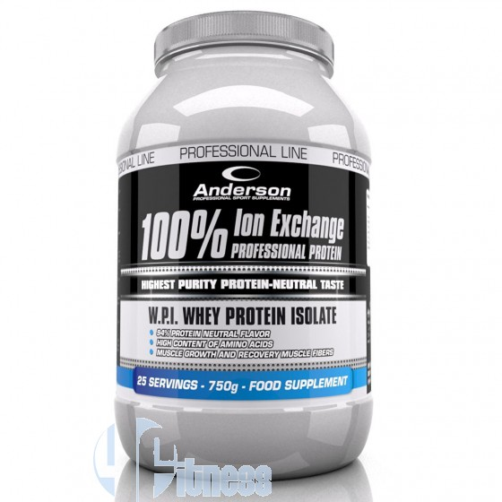 Anderson 100% Ion Exchange Proteine del Latte